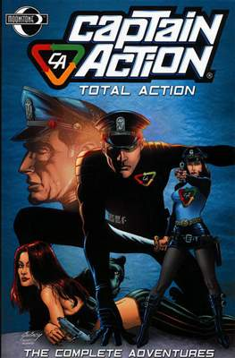 Captain Action: Total Action - The Complete Adventures