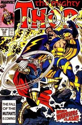 Journey into Mystery / Thor Vol 1 (Comic Book) #386