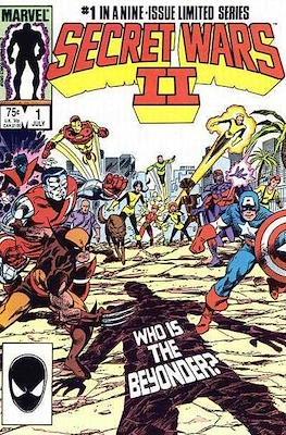 Marvel Héroes #107