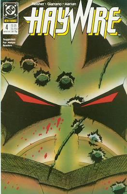 Haywire Vol 1 (1988-1989) (Comic-book.) #4