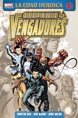 Academia Vengadores (Rústica 120-240 pp) #1