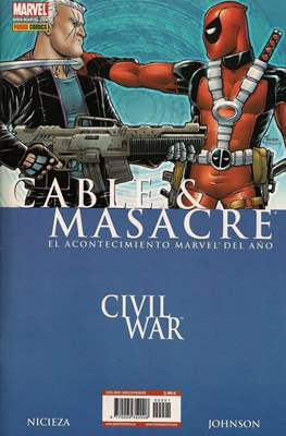 Cable y Masacre: Civil War (2007)