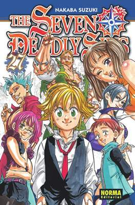 The Seven Deadly Sins (Rústica con sobrecubierta) #27