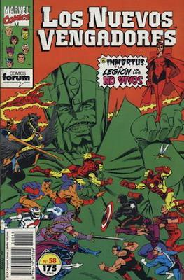 Los Nuevos Vengadores Vol. 1 (1987-1994) (Grapa 32 pp) #58