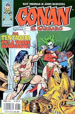 Conan el Bárbaro (1998-2001) (Grapa 24 pp) #34