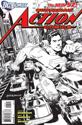 Action Comics (Vol. 2 2011-2016 Variant Covers) (Comic Book) #1.2