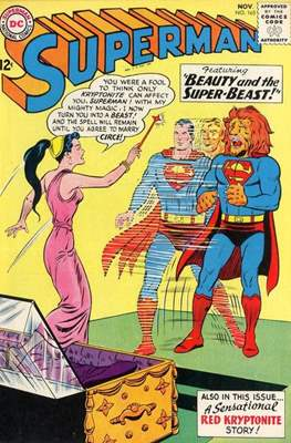 Superman Vol. 1 / Adventures of Superman Vol. 1 (1939-2011) (Comic Book) #165