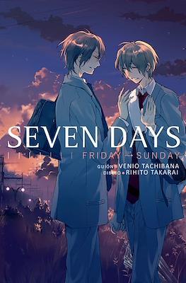 Seven Days (Rústica con sobrecubierta) #2
