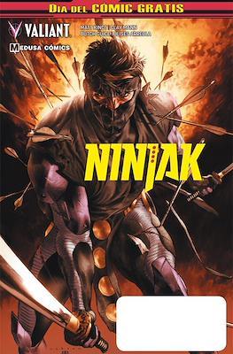Ninjak. Día del Cómic Gratis Español 2017