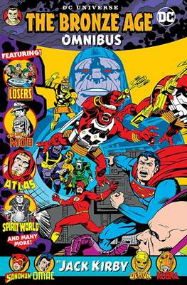 DC Universe - The Bronze Age Omnibus by Jack Kirby