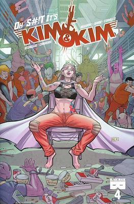 Oh S#!t It's Kim & Kim (Comic Book) #4