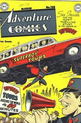 New Comics / New Adventure Comics / Adventure Comics (1935-1983; 2009-2011) (Saddle-Stitched) #138