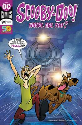 Scooby-Doo! Where Are You? (Comic Book) #99