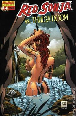 Red Sonja vs. Thulsa Doom (2006) (Grapa) #2