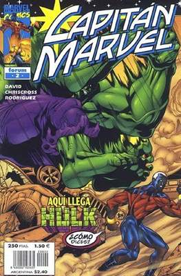 Capitán Marvel Vol. 1 (2000-2002) (Grapa 28-44 pp) #2