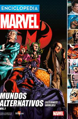 Enciclopedia Marvel (Cartoné) #28