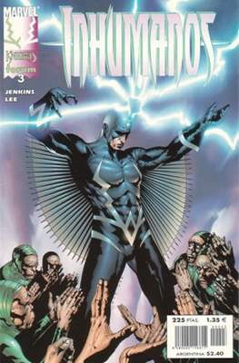Inhumanos (1999-2000). Marvel Knights (Grapa 24 pp) #3