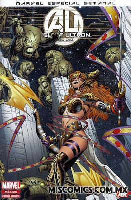 Age of Ultron - Marvel Especial Semanal (Portada Variante) #10