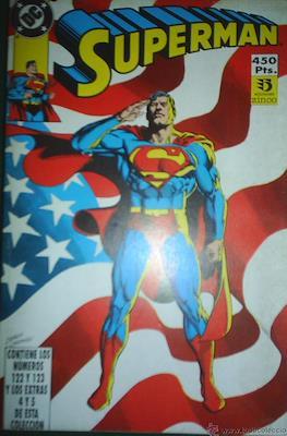 Superman (1984) (Retapado, Tomo rústica) #34