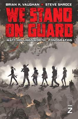 We Stand on Guard (Comic-book) #2