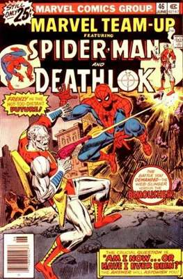 Marvel Team-Up Vol. 1 (Comic-Book) #46
