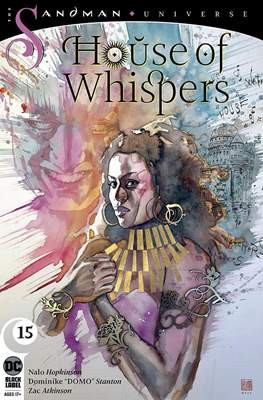 House Of Whispers (Comic book) #15