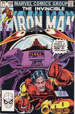 Iron Man Vol. 1 (1968-1996) (Comic book) #169