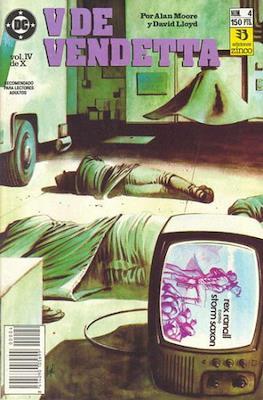 V de Vendetta (Grapa, 40 páginas (1990)) #4