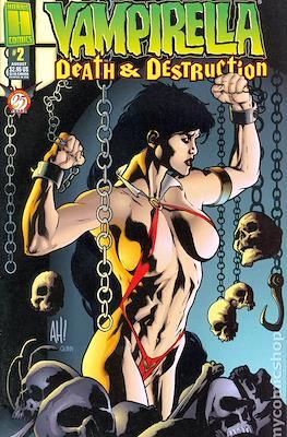 Vampirella Death & Destruction (Cómic Book) #2