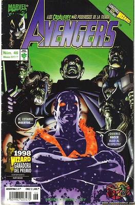 Avengers (Grapa) #46
