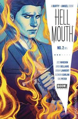 Hellmouth - A Buffy and Angel Event (Comic Book 32 pp) #2