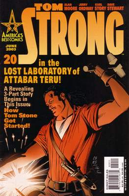 Tom Strong (Comic Book) #20
