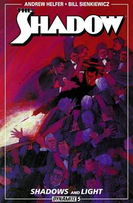 The Shadow Master Series (Digital) #5