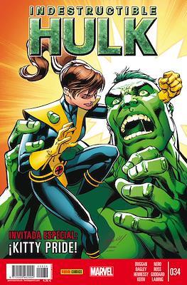 El Increíble Hulk Vol. 2 / Indestructible Hulk / El Alucinante Hulk / El Inmortal Hulk (2012-) (Grapa) #34