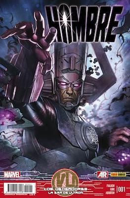 Hambre (2013-). Los Vengadores: La Era de Ultrón (Grapa) #1