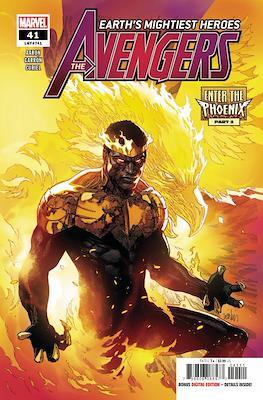 The Avengers Vol. 8 (2018-...) #41
