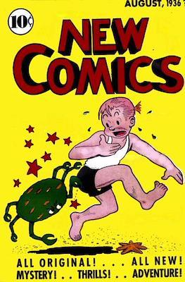 New Comics / New Adventure Comics / Adventure Comics (1935-1983 ; 2009-2011) #7