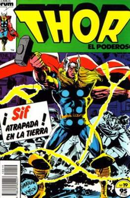 Thor, el Poderoso (1983-1987) (Grapa 36 pp) #19