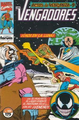 Los Vengadores Vol. 1 (1983-1994) (Grapa) #101