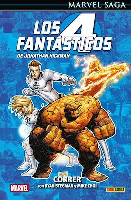 Marvel Saga: Los 4 Fantásticos de Jonathan Hickman #9