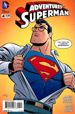 Adventures of Superman Vol. 2 (2013-2014) #4