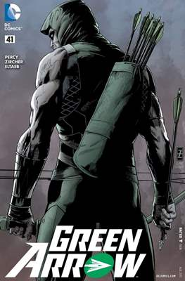 Green Arrow vol. 5 (2011-2016) (Comic Book) #41
