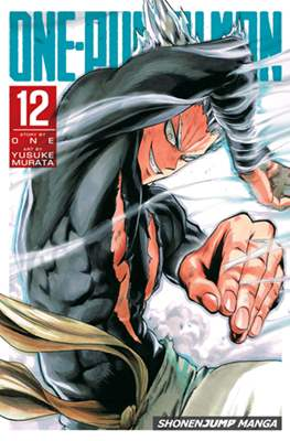 One Punch-Man (Trade paperback) #12