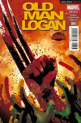 Old Man Logan (Grapa) #4