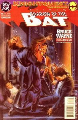 Batman: Shadow of the Bat (Comic book) #23