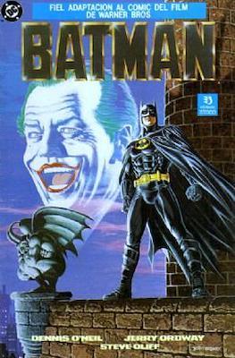 Batman. Fiel adaptación al cómic del film de Warner Bros.