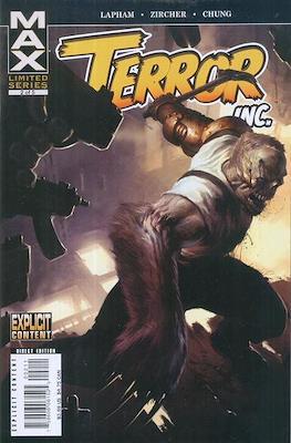 Terror Inc. Vol. 2 (Comic Book) #2