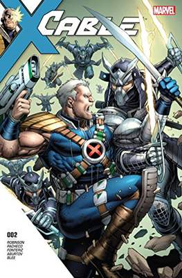 Cable Vol. 3 (2017-2018) #2