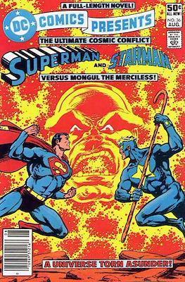 DC Comics Presents: Superman (Grapa) #36
