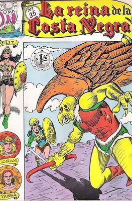 La Reina de la Costa Negra (2ª época - Grapa) #35
